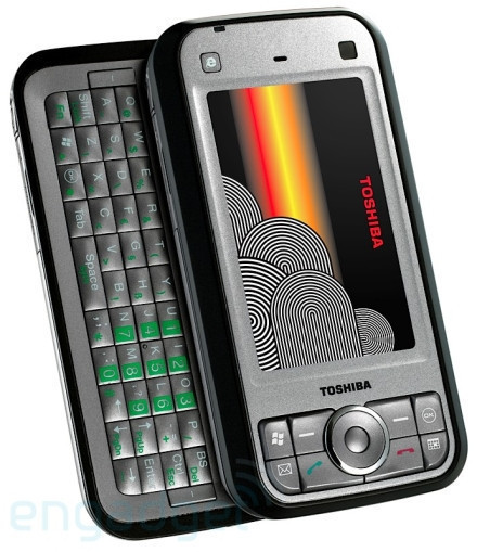 Toshiba G900 con Teleport