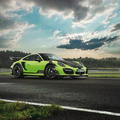 Foto 1 de 15 de la galería techart-911-turbo-gtstreet-r en Motorpasión