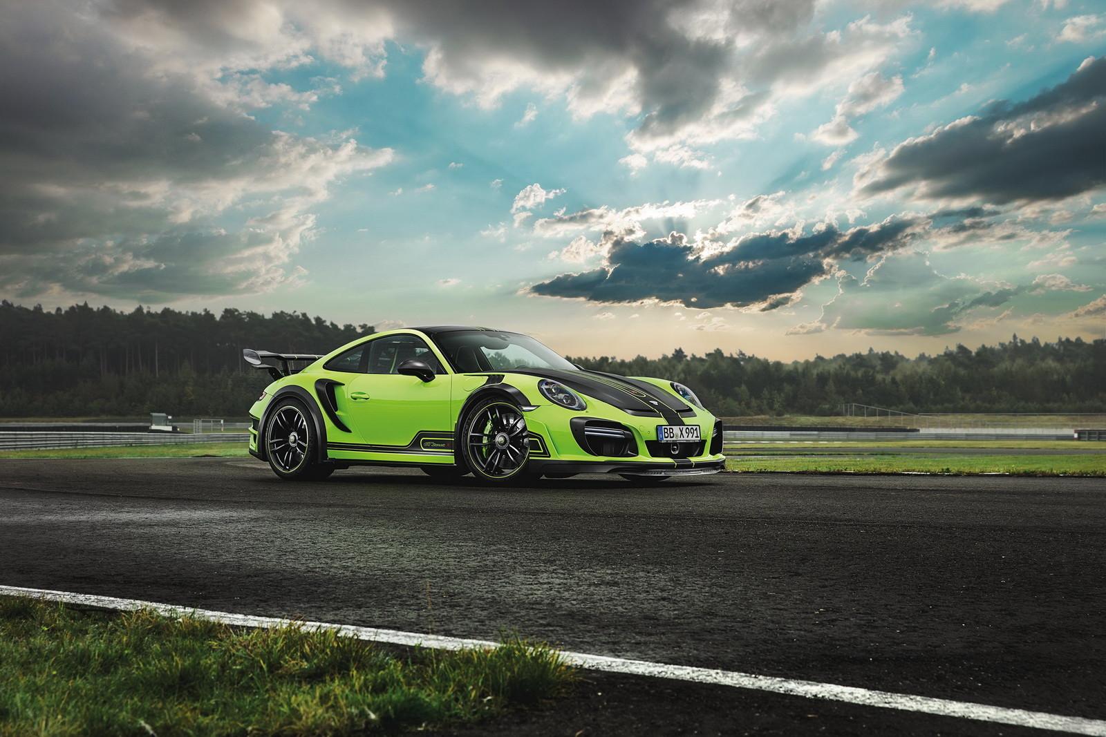 Foto de Techart 911 Turbo GTstreet R (1/15)