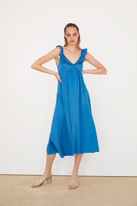Zara Vestido Verano 2019 01
