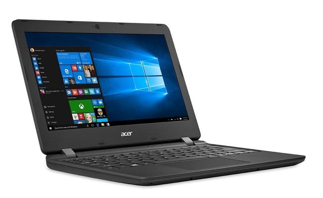 Oferta Flash: portátil Acer ES1-132-C9NX, con Windows 10, por 189,99 euros y envío gratis