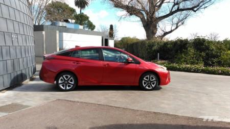Toyota Prius 4g  2016 prueba 295
