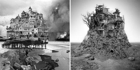Casas imposibles por Jim Kazanjian