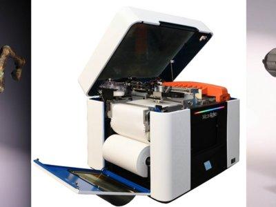 ¿Quieres imprimir en 3D a color y con papel? Las Mcor Arke lo hacen posible
