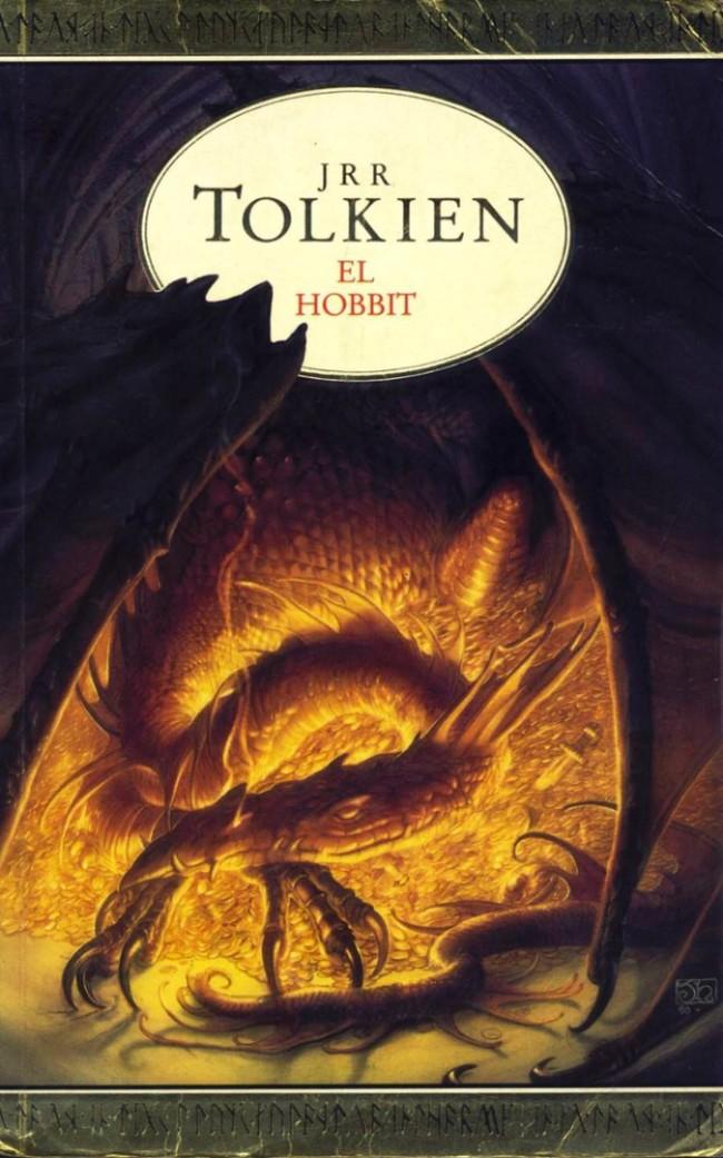 El Hobbit J R R Tolkien Minotauro