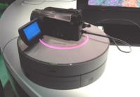 Transferjet de Sony [CES 2008]