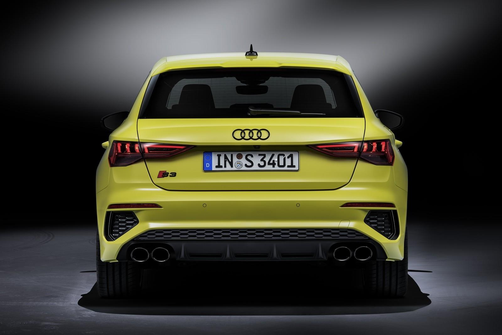 Foto de Audi S3 2020 (38/54)