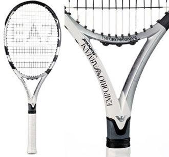EA7 la raqueta con más estilo