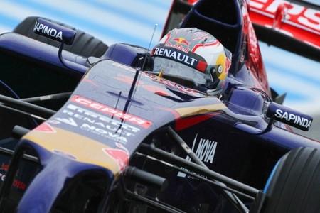 Toro Rosso sigue sufriendo los problemas del motor Renault