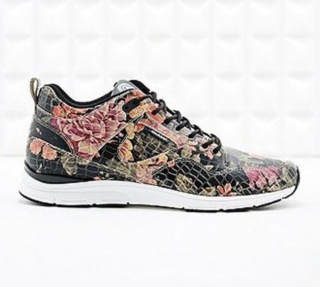 Flores Zapatillas primavera 2014