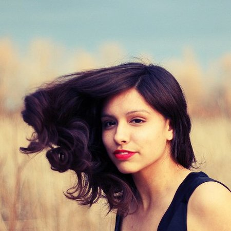 cabello desenredar melena
