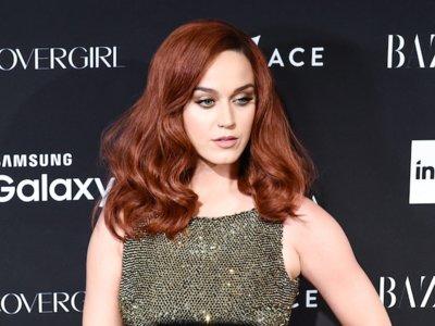 Katy Perry y su cambio de look, ¿la reconoces?