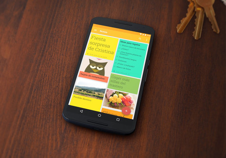 Nueve alternativas a Google Keep para tomar notas en tu Android