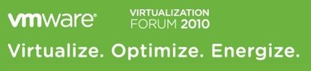 Llega el VMware Virtualization Forum 2010