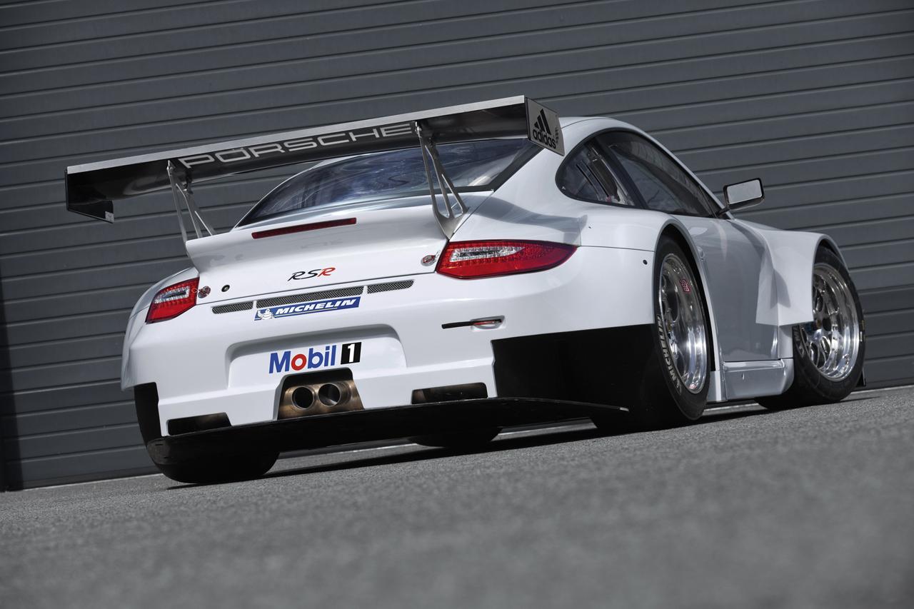 Foto de Porsche 911 GT3 RSR 2012 (17/18)