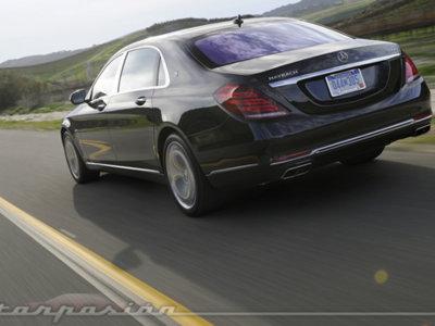 En China se venden Mercedes-Maybach Clase S como churros