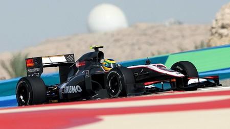 Senna Barein F1 2010