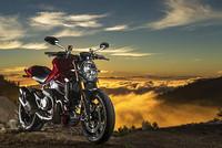 Galería de la Ducati Monster 1200 en Tenerife, fondos de pantalla por doquier