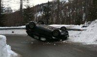 Dolorpasión™: BMW X5 M + hielo = backflip