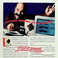Antonio Resines y OS/2