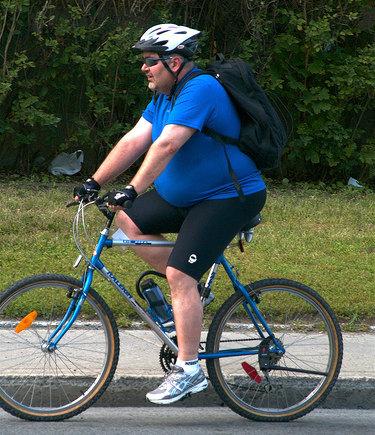 tecnicas para bajar de peso en bicicleta