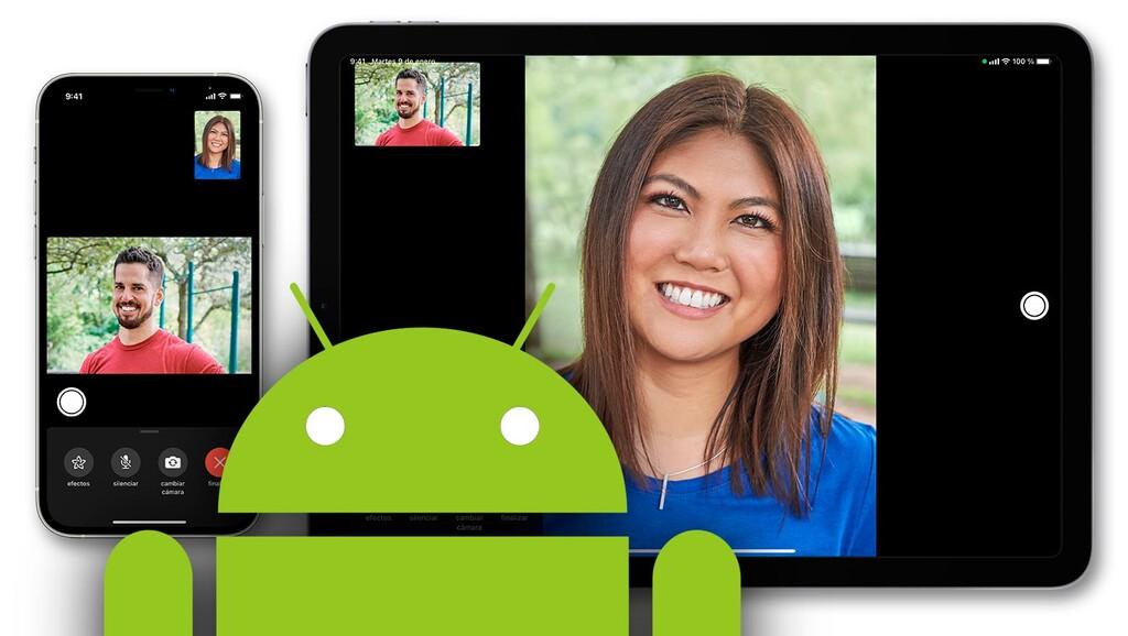 FaceTime en Android: así podréis acceder en las videollamadas sin tener un iPhone