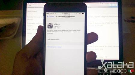 Ya disponible iOS 8.2 para descargar con soporte de Apple Watch