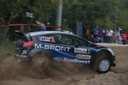 Rally de Argentina 2014: Hirvonen, Ostberg y Sordo caen a las primeras de cambio