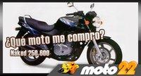 ¿Qué moto me compro? Naked entre 250cc y 600cc