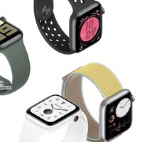 Estos modelos de Apple Watch Series 5 vendrán con dos correas en la caja al comprarlos