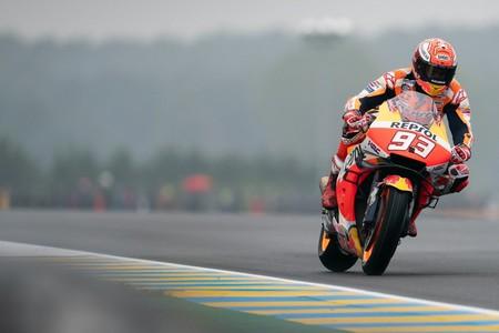 ¡Clasificación histórica en Le Mans! Marc Márquez iguala en poles a Valentino Rossi en MotoGP