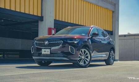 Buick Envision Avenir 2021 Prueba De Manejo Opiniones Mexico 41