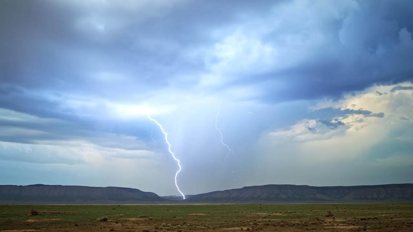'Transient 2', un espectacular vídeo timelapse e hyperlapse 4K a 1.000 fps que nos recuerda el increíble poder de la naturaleza