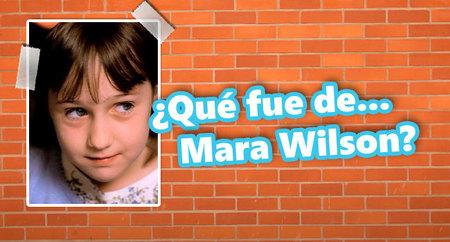 ¿Qué fue de... Mara Wilson?