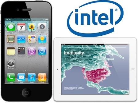 Intel y Apple podrían tener un idilio en los futuros dispositivos