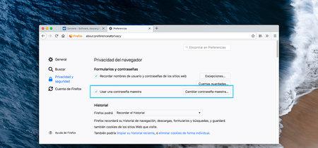 """Firefox lleva 9 años """"protegiendo"""" tus contraseñas con un cifrado que puede romperse en un minuto"""