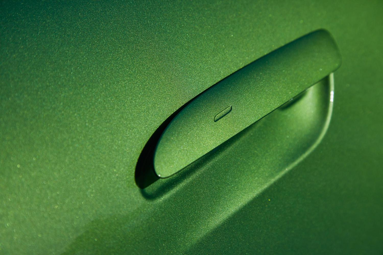 Foto de Porsche Taycan prueba contacto (201/275)