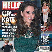 Y que no falte Kate Middleton