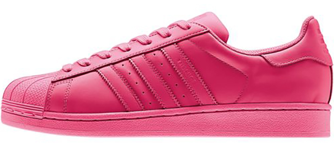 adidas superstar rosa chicle