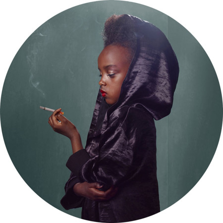 Smoking Children Frieke Janssens 2