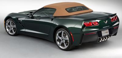 Chevrolet Corvette Stingray descapotable Premiere Edition