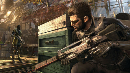 El contenido de reserva de Deus Ex: Mankind Divided ya está disponible para todos gratuitamente