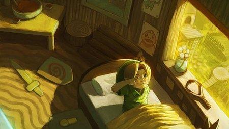 Artworks de 'Zelda' de gran calidad por Ryan Shiu