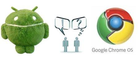 Google y la confusión: ¿cuál es el futuro de Android y Chrome OS?