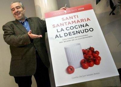 Ahora le toca a Santamaría responder a los cocineros