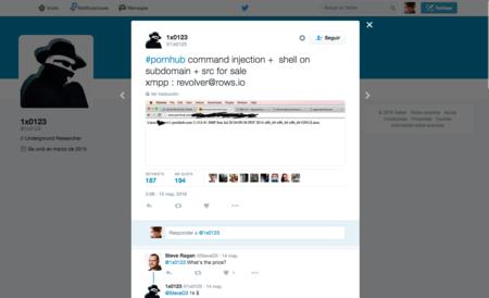 Pues no, parece que Pornhub no ha sido atacado por un ciberdelincuente