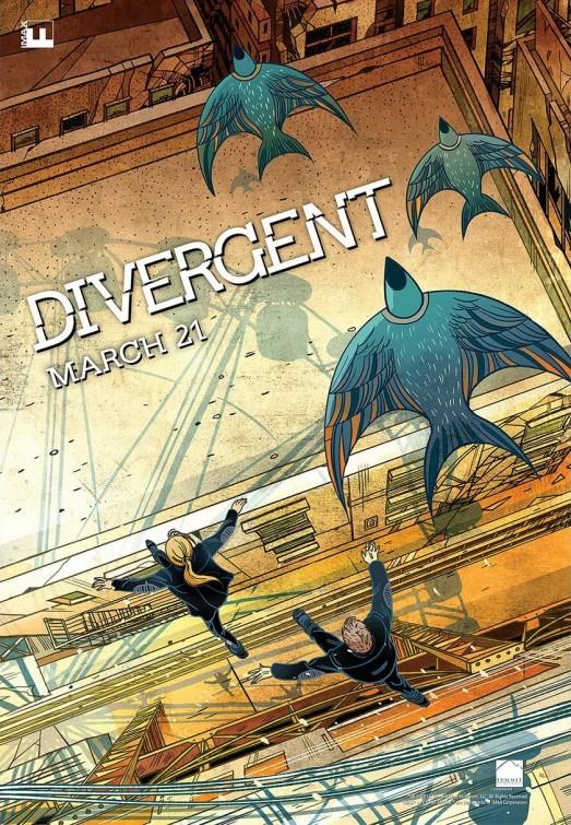 Foto de 'Divergente', carteles (9/10)