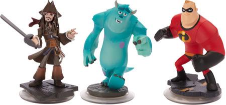 Disney Infinity Figuras