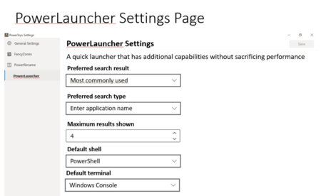 Power Launcher