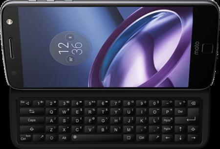 Ya conocemos todos los detalles del interesante Moto Mod que agregará un teclado físico al Moto Z